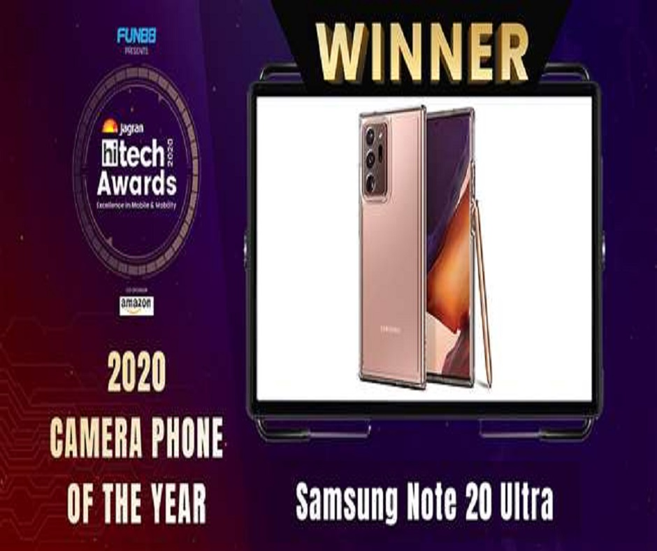 Jagran HiTech Awards 2020: From best smartphone to car of the year, check full list of winners