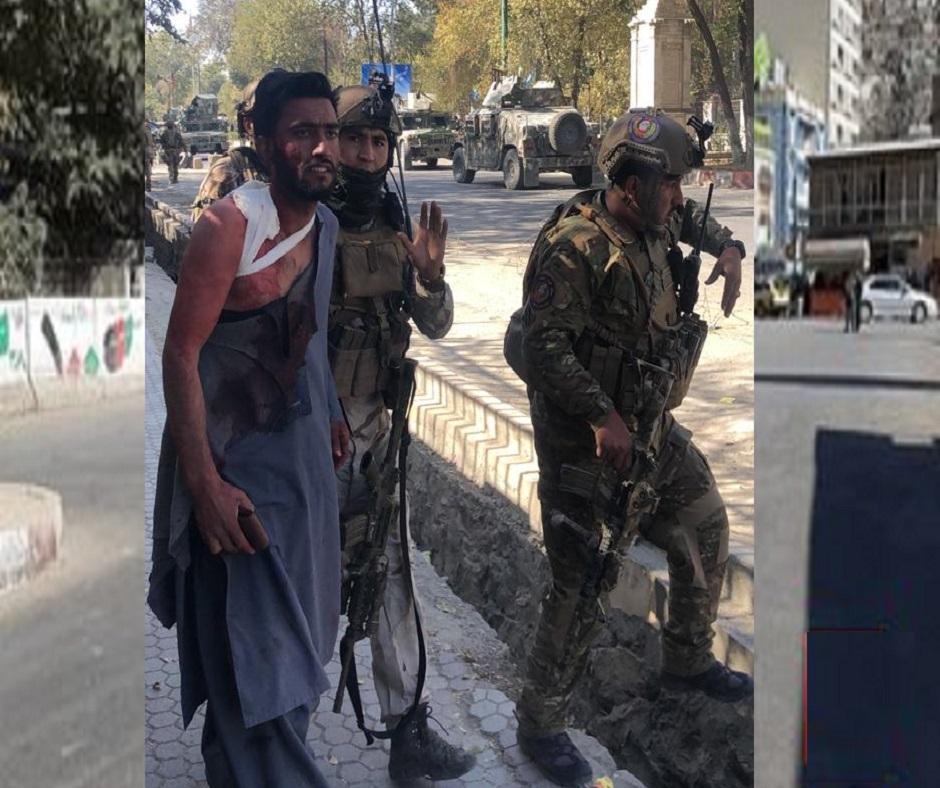 Kabul University Attack: 25 killed, several injured as armed men storm Afghan varsity