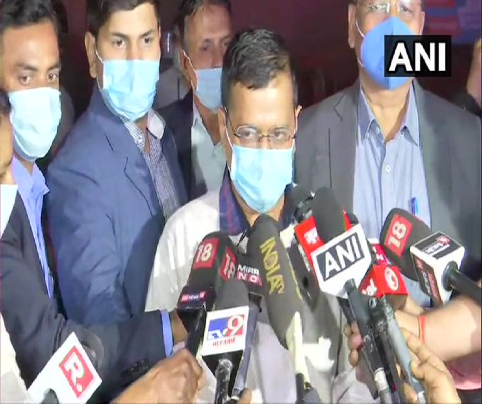 Covid-19 tests in Delhi to be increased to over one lakh, says CM Kejriwal after meeting with Amit Shah