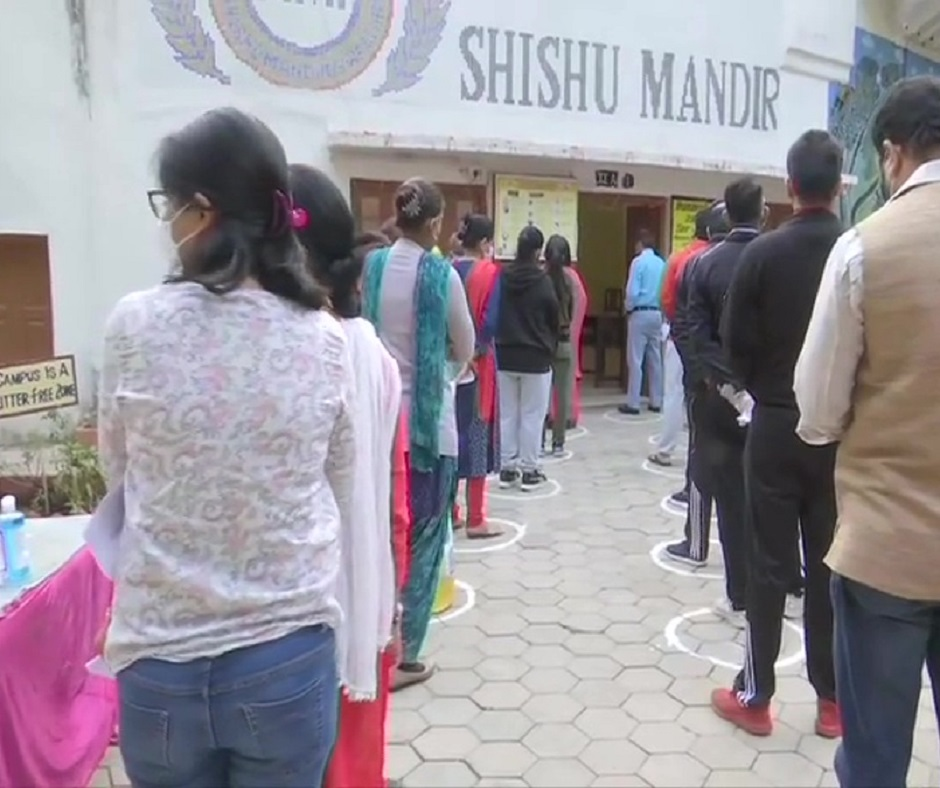 Assembly by-elections 2020: Nagaland records highest voter turnout of over 83%, lowest 51.21% in UP till 5 pm | Highlights