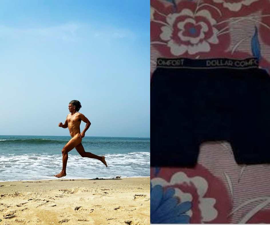 Milind Soman runs bare-body on Goa beach as he turns 55, sparks laugh riot on social media; check hilarious memes