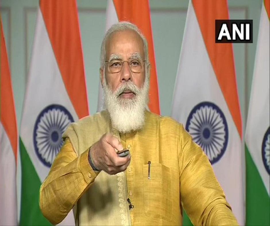 PM Modi inaugurates, lays foundation stones of development projects worth Rs 614 crore in Varanasi