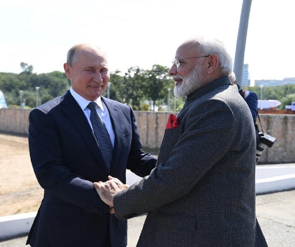 Putin says India, China may start producing Russia's coronavirus vaccine Sputnik V