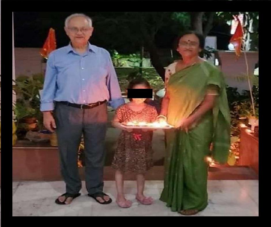Rita Bahuguna Joshi's six-year-old granddaughter passes away due to burn injuries