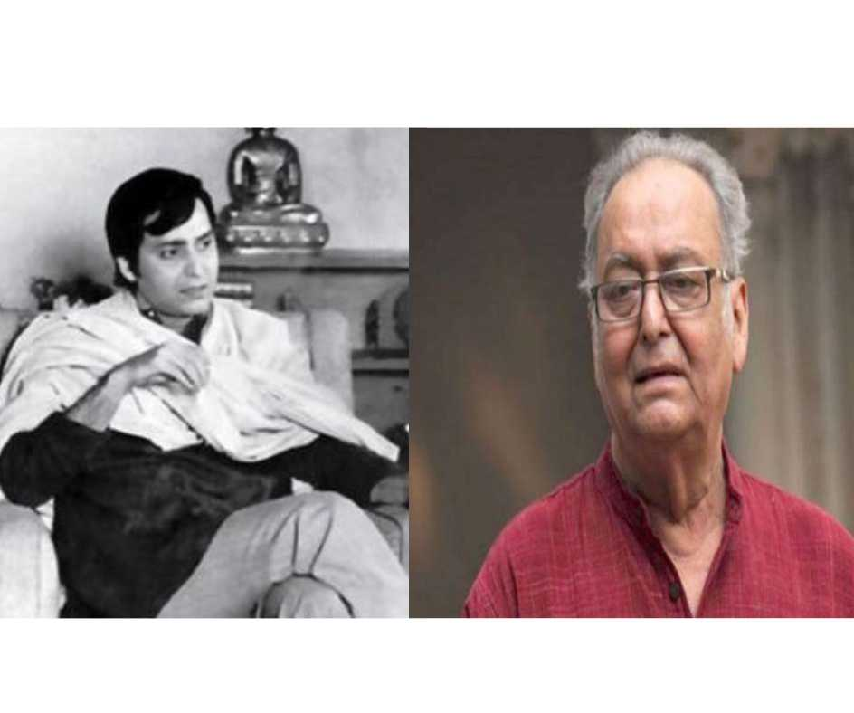 'Feluda is no more with us': Netizens mourn Soumitra Chatterjee's demise