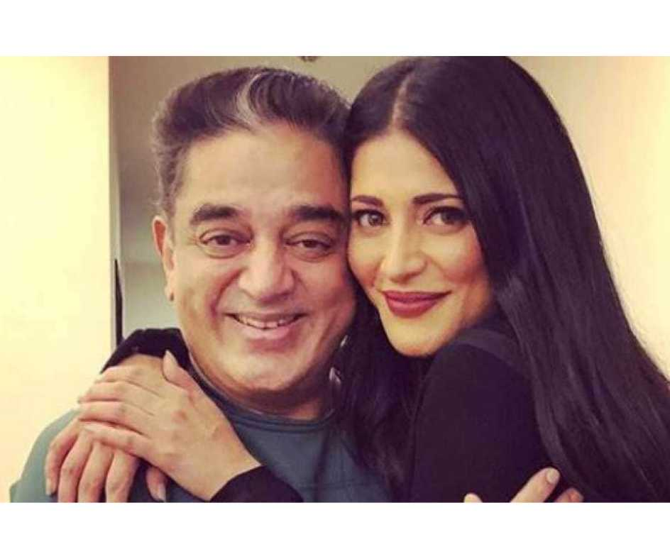 Happy Birthday Kamal Haasan: Shruti Haasan's 'awwdorable' birthday post to wish dad will warm the cockles of your heart; check out