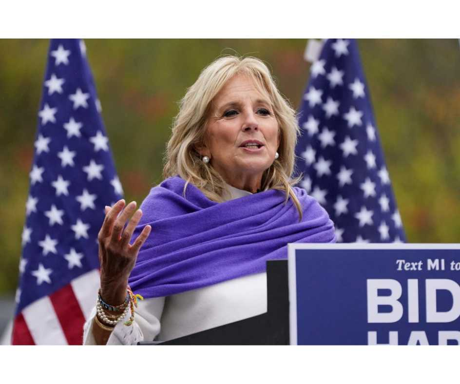 Professor, mother and now FLOTUS to be: Meet Jill Biden, who will be America's First Lady