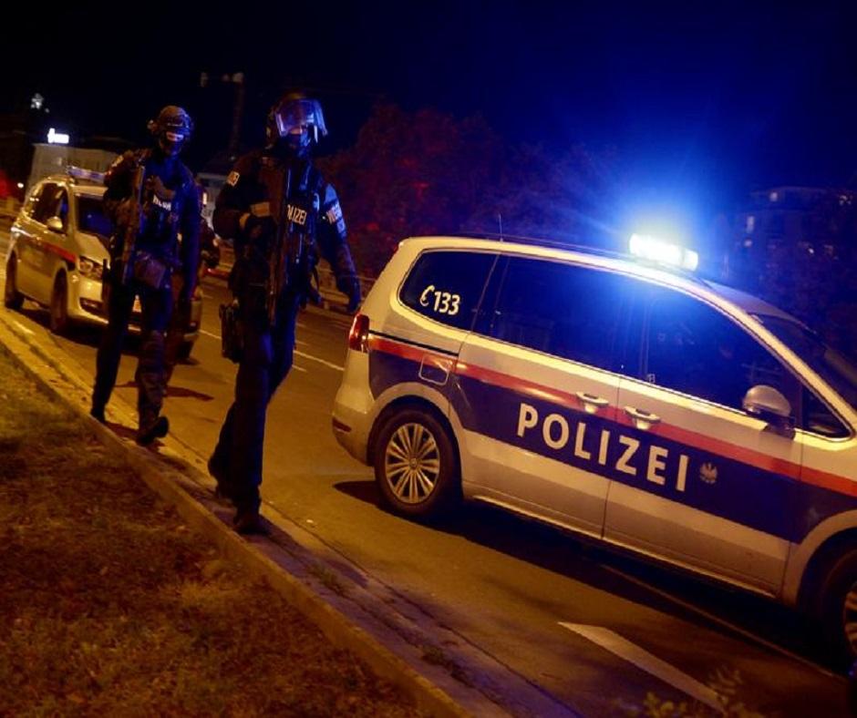 Vienna Terror Attack: 2 killed, many injured as armed men storm Austrian capital; one attacker gunned down