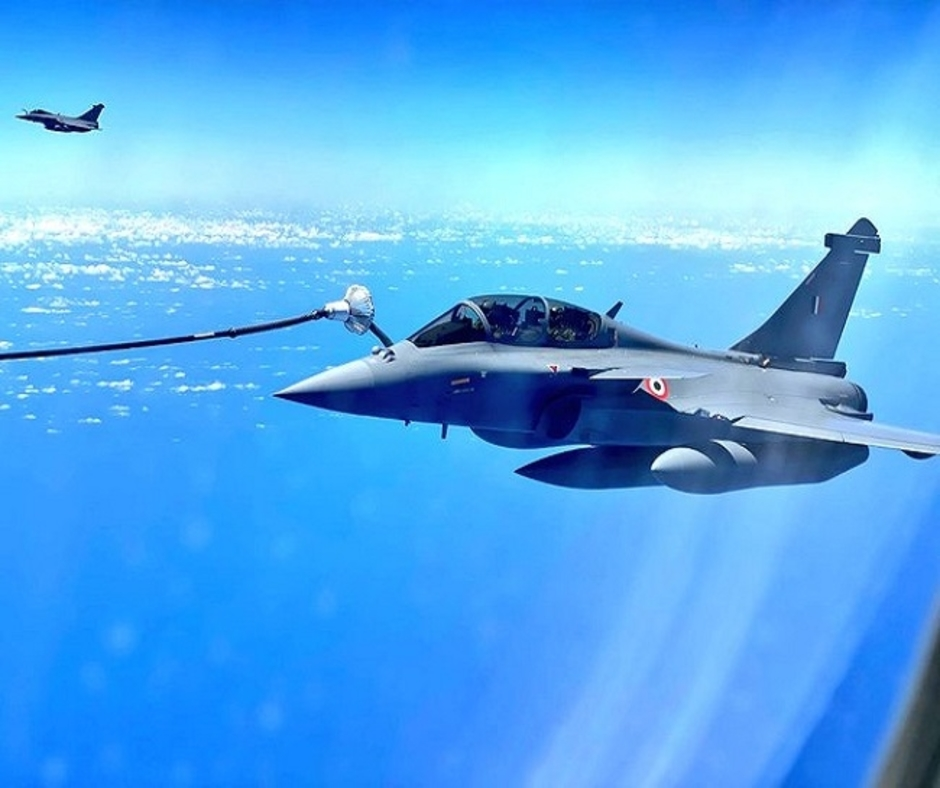 Big shot in the arm for Air Force! Second batch of Rafale jets arrive in India