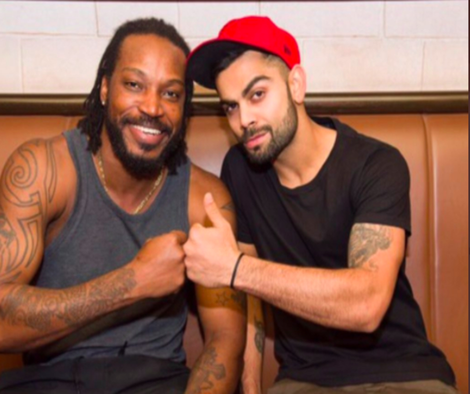'Bring it home for RCB': Chris Gayle's special wish for Virat Kohli ahead of IPL qualifiers