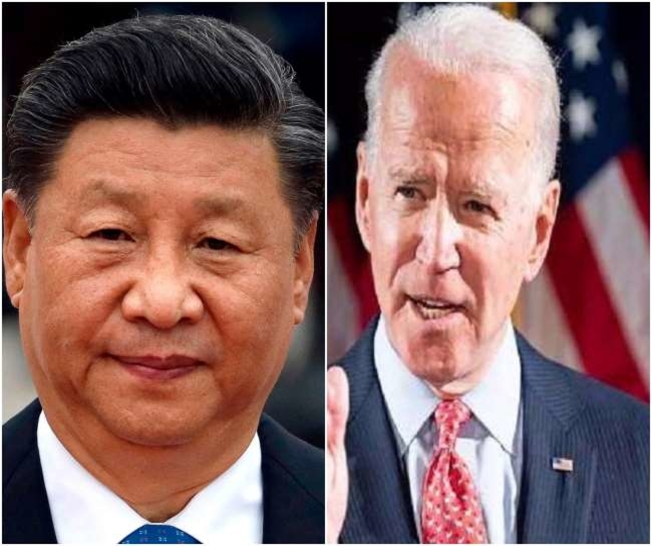 After win in Arizona, China congratulates Joe Biden on being elected US President