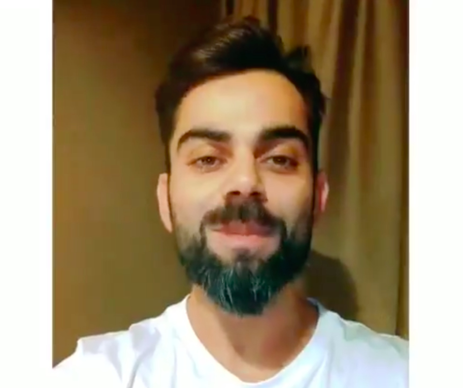 Diwali 2020: Amid pandemic and pollution, Virat Kohli urges fans not to 'burst crackers'