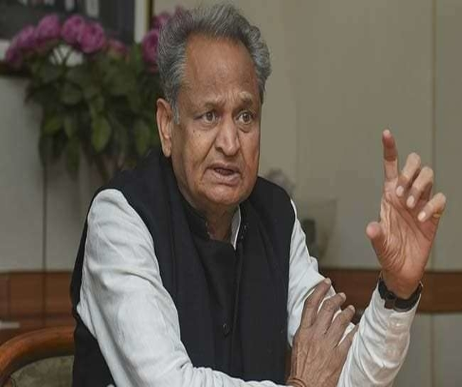 'A ploy to disrupt communal harmony': Ashok Gehlot attacks BJP on 'love jihad'