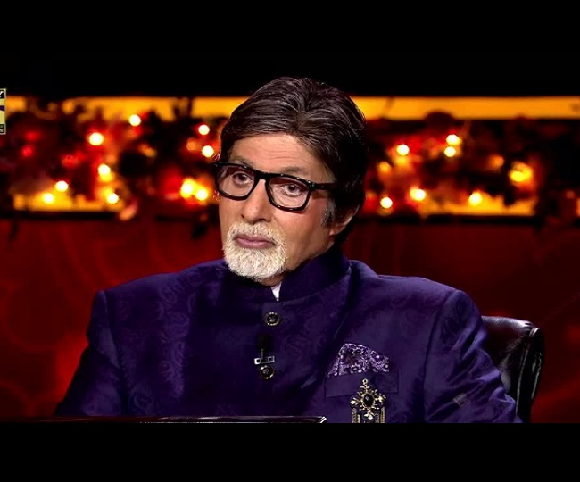 KBC 2020: Amitabh Bachchan reveals what happened when he met Bal Thackeray after his marriage