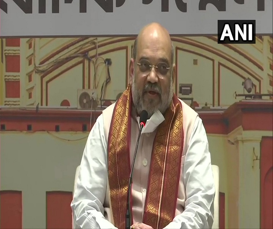 'West Bengal tops chart in political killings, give a chance to PM Modi's leadership': Amit Shah