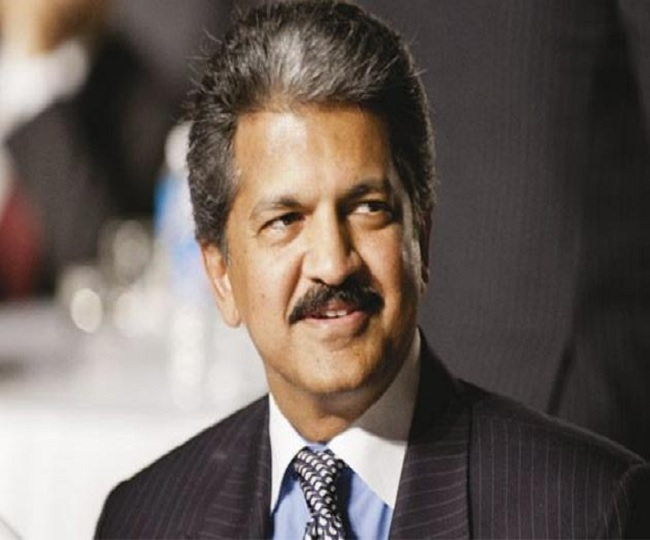'My gut is still hurting': Anand Mahindra shares perils of marriage joke