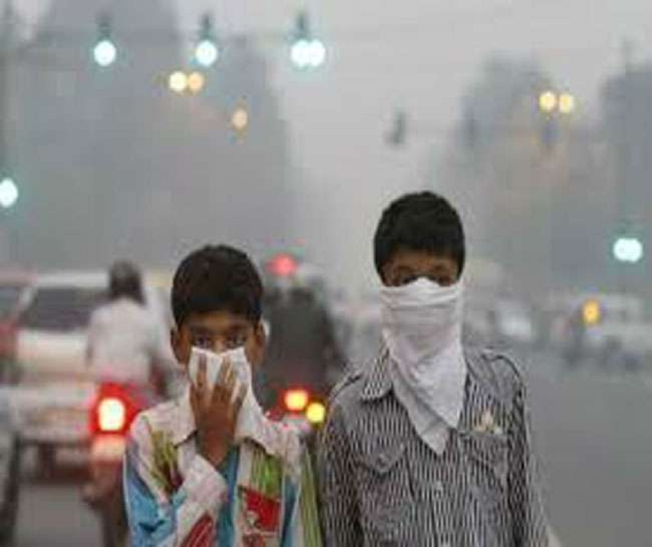 Delhi Air Pollution: City's AQI improves to 'very poor' due to 'accelerated local surface winds'
