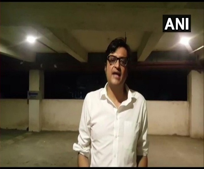 Arnab Goswami arrested by Mumbai Police in 2018 abetment to suicide case, Javadekar says 'reminds of Emergency'