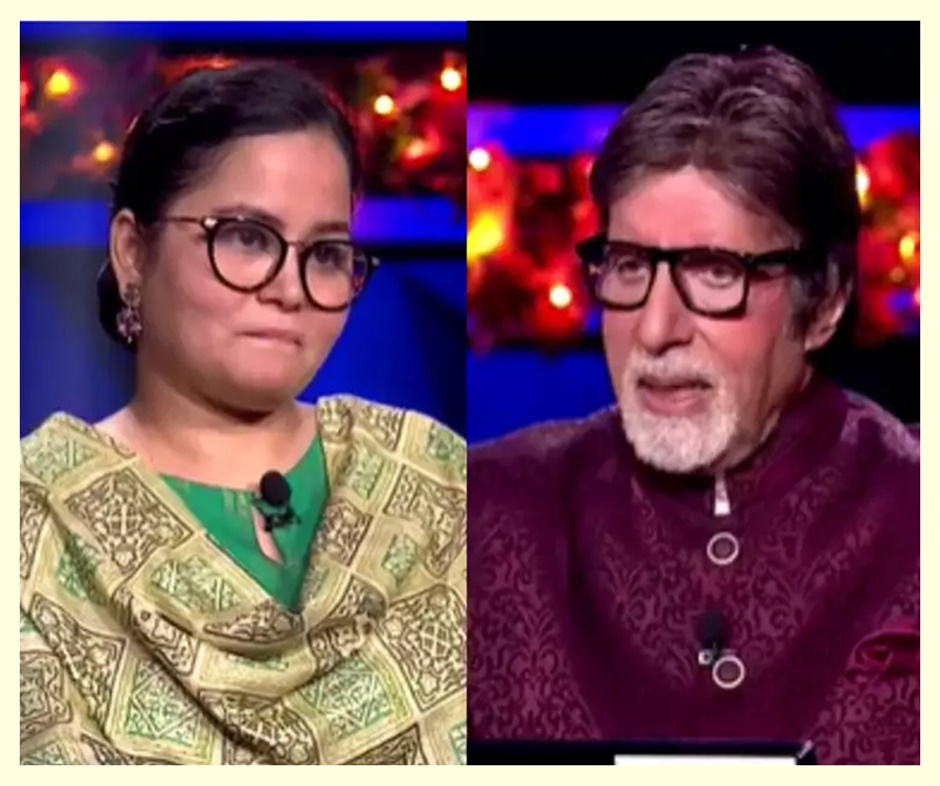 Kaun Banega Crorepati 12: Nazia Nasim to be season's first crorepati; watch Amitabh Bachchan's epic reaction