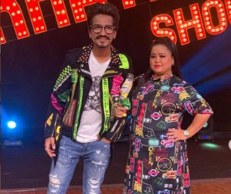 Bollywood Drugs Case: NCB questions comedian Bharti Singh, raids her residence in Mumbai