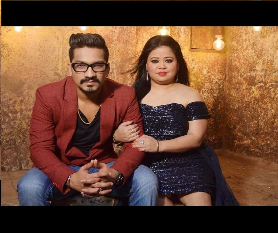 NCB arrests comedian Bharti Singh, husband Haarsh Limbachiyaa for possession of cannabis