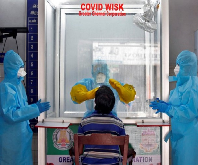 Coronavirus India News: Active cases below 5 lakh as recoveries cross 80-lakh mark; death toll tops 1.27 lakh