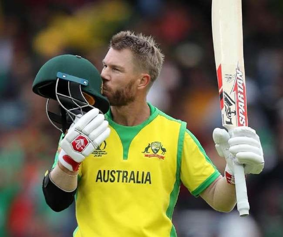 India vs Australia 2020: David Warner ruled out of white-ball series, D'Arcy Short named replacement
