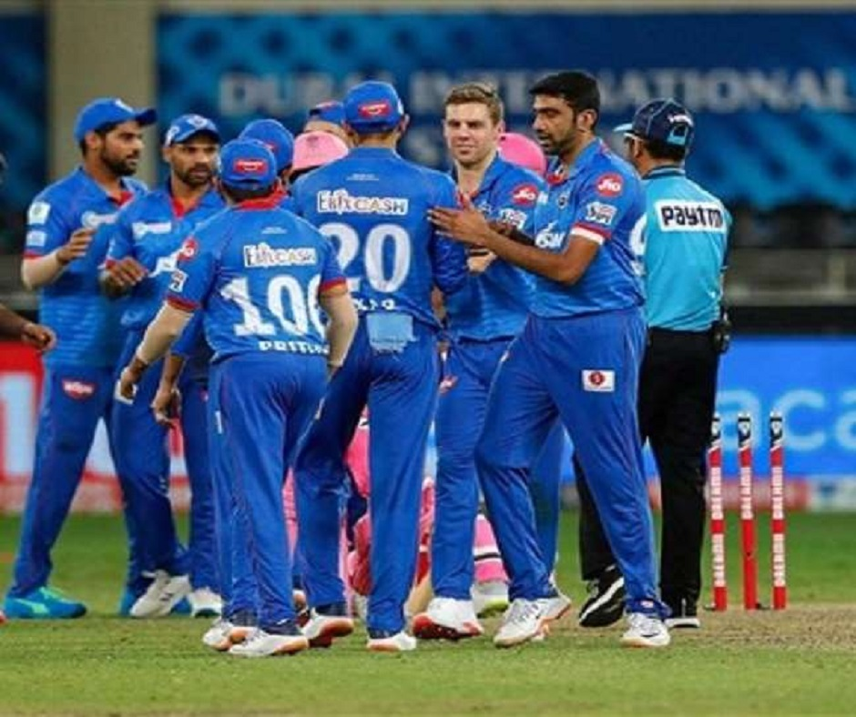 IPL 2020, DC vs MI Qualifier 1: Delhi players sport black armbands to show respect for Mohit Sharma's late father