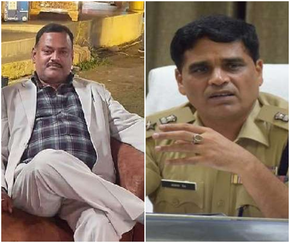Kanpur Ambush: UP Govt suspends DIG PAC Anant Dev Tiwari over alleged nexus with gangster Vikas Dubey