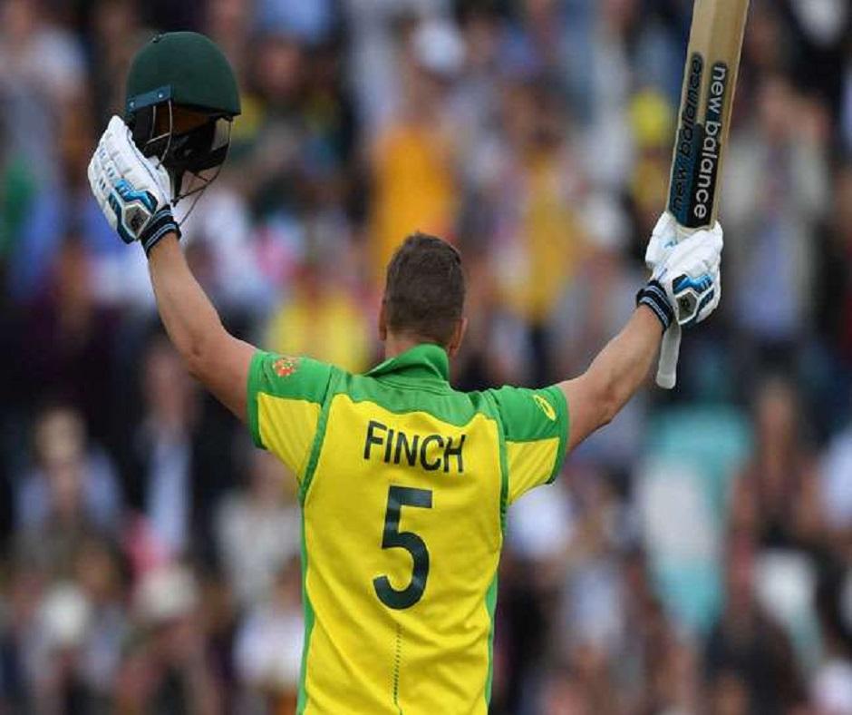 Ind vs Aus 1st ODI: Finch, Smith smash centuries as Australia sets target of 375