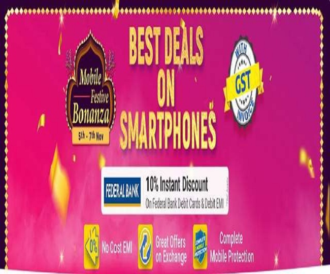 Flipkart Mobile Festive Bonanza: Grab exciting deals on Apple, Redmi, Vivo and Motorola smartphones; check offers here
