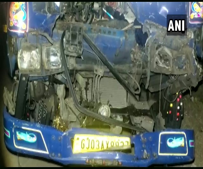 Vadodara Truck Accident: Death toll mounts to 11, 17 others injured; PM offers condolences