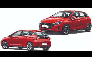 Hyundai's 3rd-gen i20 launched in India with 'Sensuous Sportiness' design,..