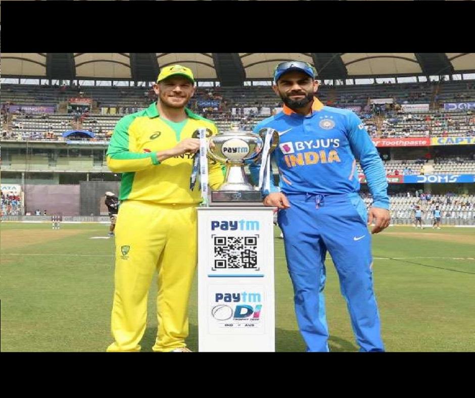 Ind vs Aus 1st ODI Highlights: Smith, Finch shine as Australia beat India by 66 runs