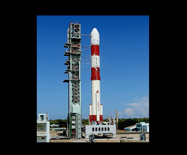 ISRO successfully launches PSLV-C49 with EOS-01 and nine international satellites | Watch