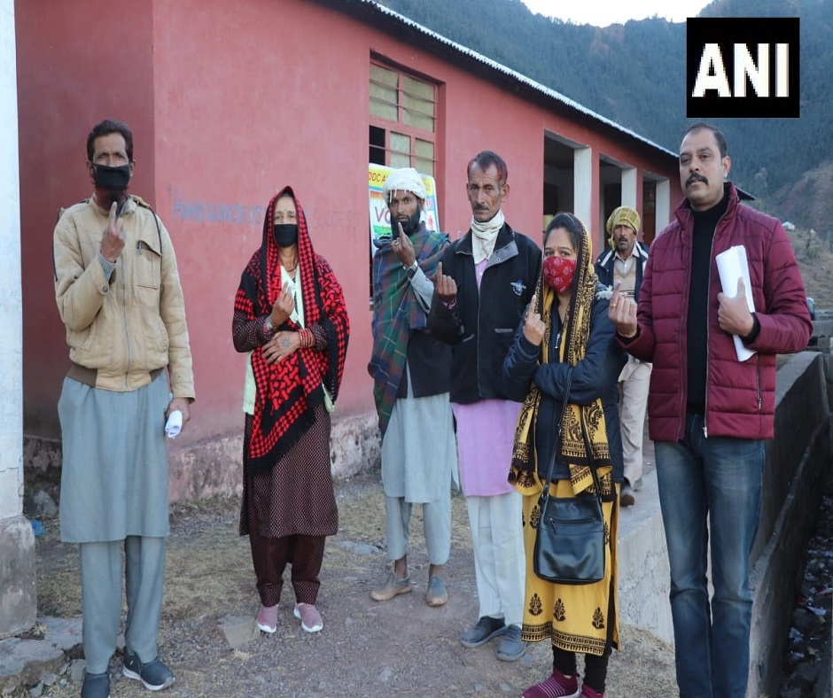 J-K DDC Polls 2020: First phase of polling concludes with 51.76 per cent voter turnout