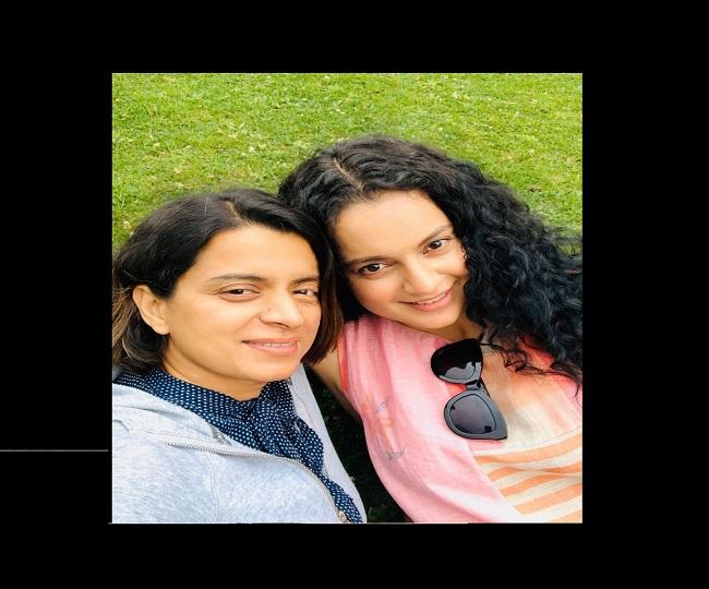 Kangana Ranaut, sister Rangoli summoned by Mumbai Police again in religious disharmony case