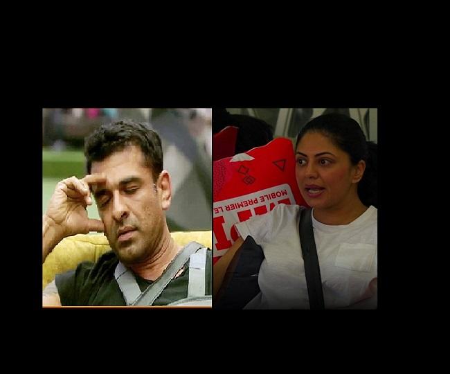 Bigg Boss 14: Here's why Kavita Kaushik pushes Eijaz Khan during captaincy task | Watch Video