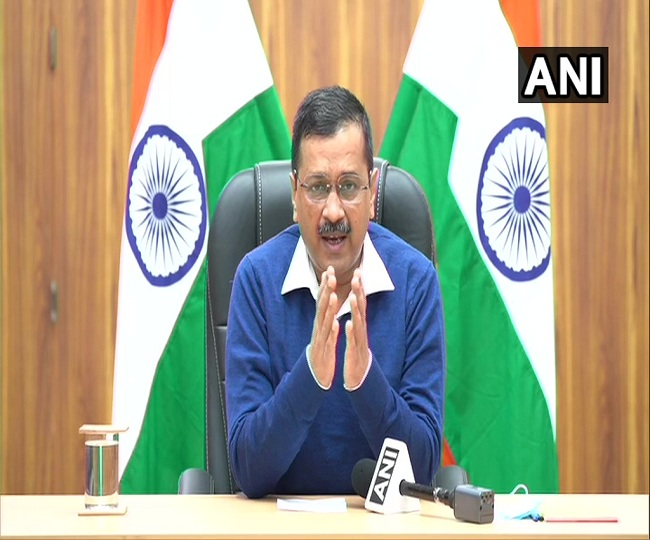 Delhi Coronavirus News | 'Rs 2,000 fine for not wearing face masks in public places', says Arvind Kejriwal