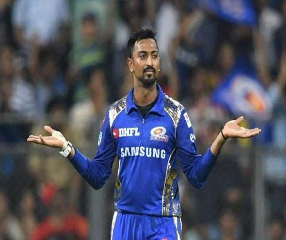 DRI stops Krunal Pandya at Mumbai International Airport, know why