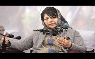 Mehbooba Mufti, daughter allegedly put under house arrest, Omar says 'personal liberty treated as favour by govt'