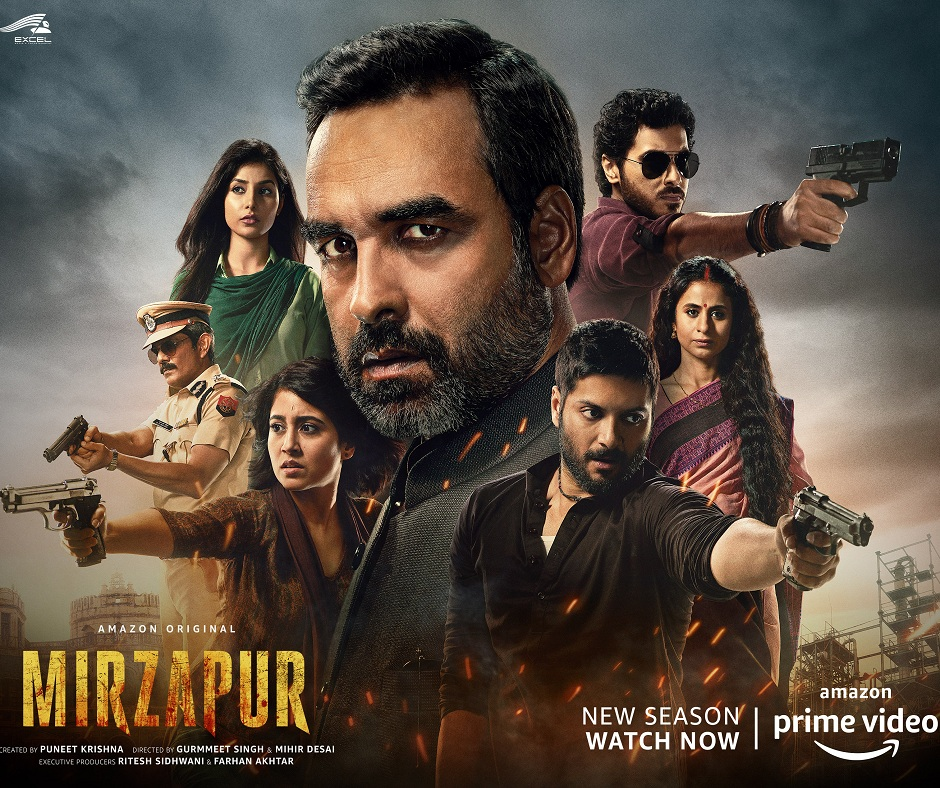 Mirzapur season 3 confirmed by Amazon, here's when you will see Guddu Bhaiyya as 'King of Mirzapur'