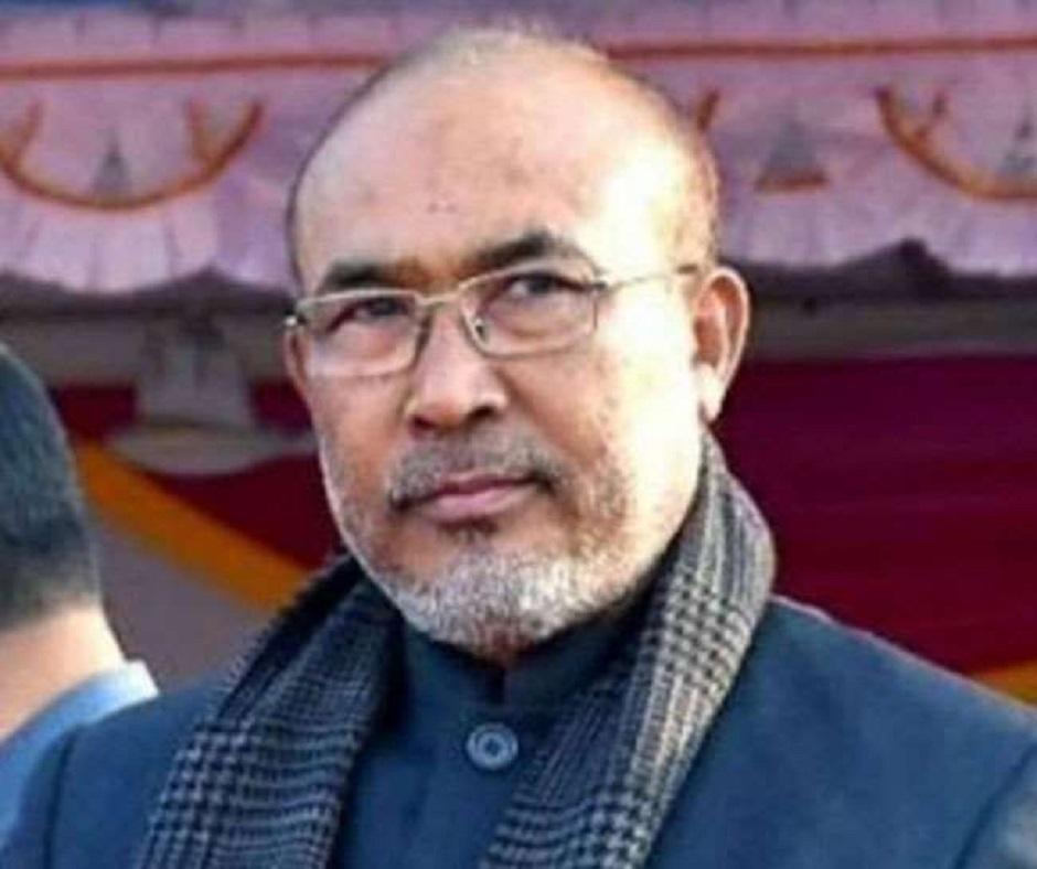 Manipur Chief Minister N Biren Singh tests coronavirus positive