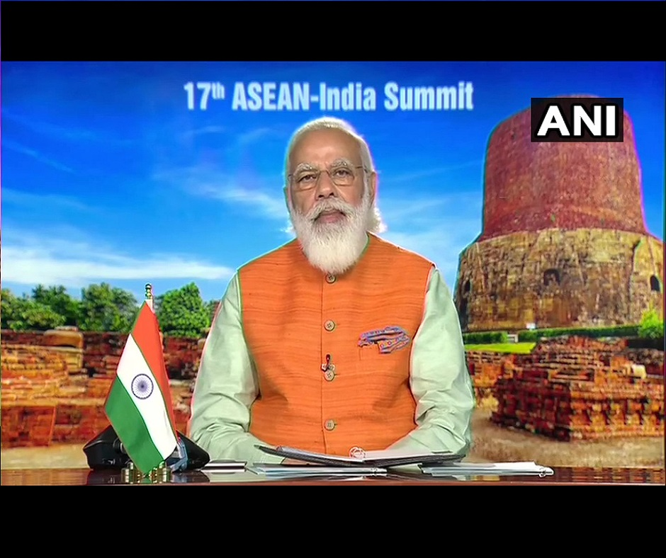 'Cohesive, responsive' ASEAN needed for security and growth for all: PM Modi at 17th ASEAN-India Summit