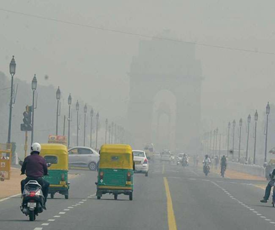Delhi Air Pollution: Delhi gasps for breath as air quality remains 'severe' for third straight day