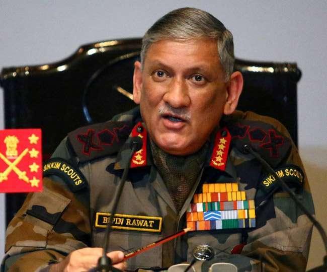 CDS Gen Rawat tears into China over Ladakh standoff, slams Pakistan over cross-border terrorism, here's what he said
