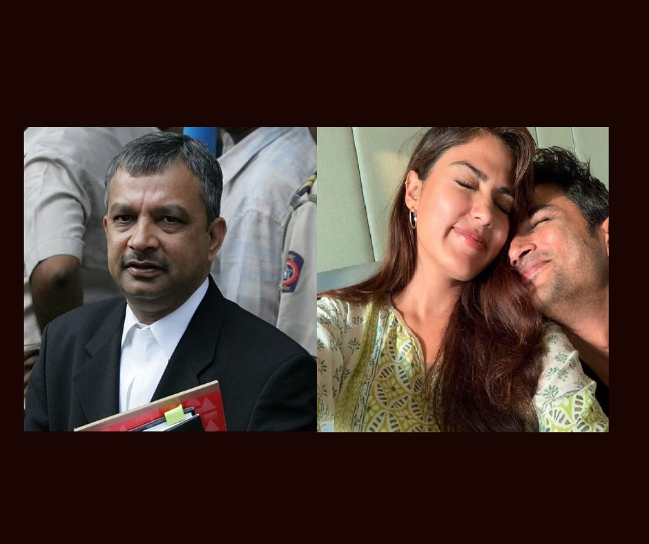 Why Rhea Chakraborty left Sushant Singh Rajput's house on June 8? Rhea's lawyer Satish Maneshinde explains