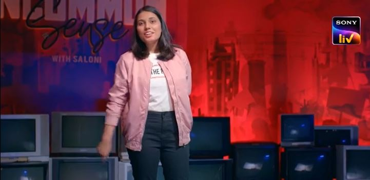 Social media sensation Nazma Aapi bags her own show 'Uncommon Sense with Saloni' on Sony LIV, know more here