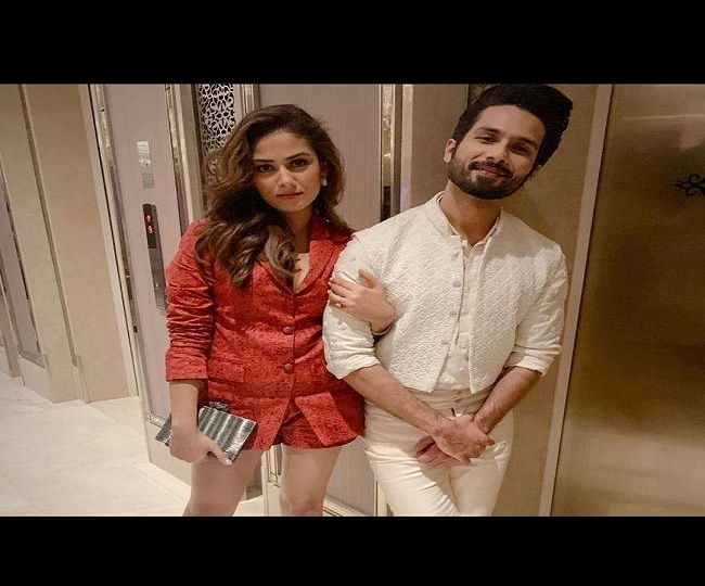 'Baby, I love you but...': Mira Rajput's adorable wish for Shahid Kapoor on Karwa Chauth is winning hearts