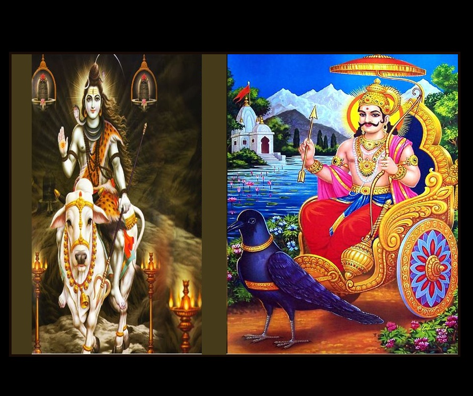 Pauranik Kathayen: Know what Shiv Ji did to avoid Shanidev's Vakra Drishti | Read